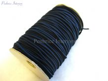 150mts of Navy blue 3mm bungee cord Elasticated string Shock cord elastic rope